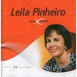 Cd Lacrado Duplo Leila Pinheiro Sem Limite 2001