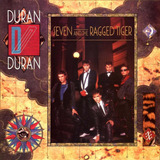 Cd Lacrado Duran Duran Seven And The Ragged Tiger 2003