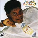 Cd Lacrado Emilio Santiago Aquarela Brasileira 2 1994