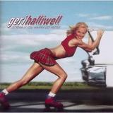 Cd Lacrado Geri Halliwell Scream If You Wanna Go Faster