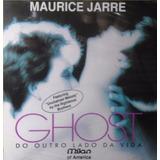 Cd Lacrado Ghost Do Outro Lado Da Vida Music By Maurice Jarr