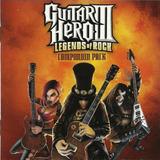 Cd Lacrado Guitar Hero 3 Legends Of Rock Companion Pack 2007