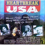 Cd Lacrado Heartbreak Usa Dollt Parton Anne Murray 1994