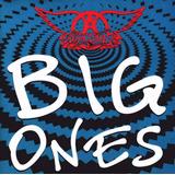 Cd Lacrado Importado Aerosmith Big Ones 1994