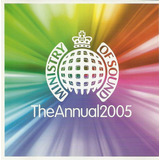 Cd Lacrado Importado Duplo Ministry Of Sound The Annual 2005