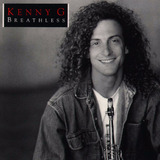 Cd Lacrado Importado Kenny G Breathless 1992