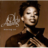 Cd Lacrado Importado Oleta Adams Moving On 1995  usa