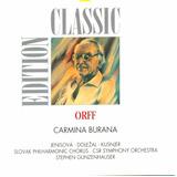 Cd Lacrado Importado Orff Carmina Burana Slovak Philharmonic