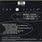 Cd Lacrado Importado The X Files Music By Mark Snow 1996