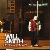 Cd Lacrado Importado Will Smith Lost And Found 2005
