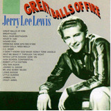 Cd Lacrado Jerry Lee Lewis Great Balls Of Fire 1993
