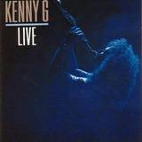 Cd Lacrado Kenny G Live 1989