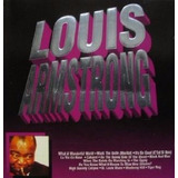 Cd Lacrado Louis Armstrong What A Wonderful World 1994