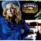 Cd Lacrado Madonna Music Maverick 2000