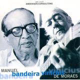 Cd Lacrado Manuel Bandeira Vinicius De Moraes Se Todos Fosse