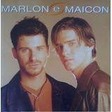Cd Lacrado Marlon E Maicon 2001