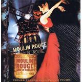 Cd Lacrado Moulin Rouge Trilha Sonora Do Filme 2001