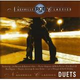 Cd Lacrado Nashville Classics Duets 2001