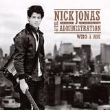 Cd Lacrado Nick Jonas And The Administration Who I Am 2010