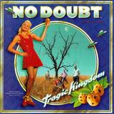 Cd Lacrado No Doubt Tragic Kingdom 1995