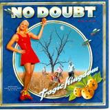 Cd Lacrado No Doubt Tragic Kingdom Importado 1995