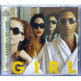 Cd Lacrado Pharrell Williams   Girl