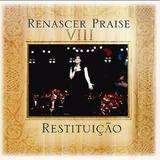 Cd Lacrado Renascer Praise 8 Restituiçao 2001