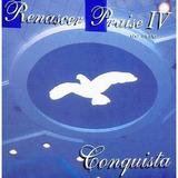 Cd Lacrado Renascer Praise Iv Ao Vivo Conquista 1997