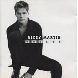 Cd Lacrado Ricky Martin Vuelve