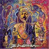Cd Lacrado Santana Shaman 2002