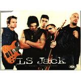 Cd Lacrado Single Ls Jack O Tempo Não Passa 2001