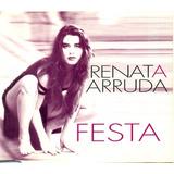 Cd Lacrado Single Renata Arruda Festa 1993