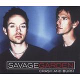Cd Lacrado Single Savage Garden Crash And Burn