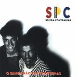 Cd Lacrado So Pra Contrariar O Samba Nao Tem Fronteiras 1995