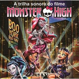 Cd Lacrado Soundtrack Monster High