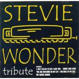 Cd Lacrado Stevie Wonder Tribute 2002