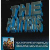 Cd Lacrado The Platters 1994