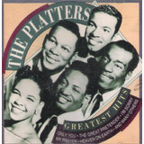 Cd Lacrado The Platters Greatest Hits 1993
