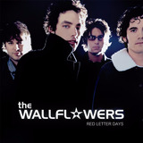 Cd Lacrado The Wallflowers Red Letter Days 2002