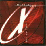 Cd Lacrado The X Files The Album 1998