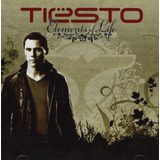 Cd Lacrado Tiesto Elements Of Life