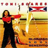 Cd Lacrado Toni Soares Glorioso Soul Benedito