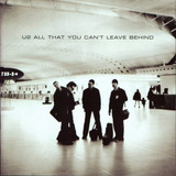 Cd Lacrado U2 All That You Can t Leave Behind 2000