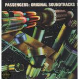 Cd Lacrado U2 Passengers Original Soundtracks 1 1995
