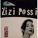 Cd Lacrado Zizi Possi Millennium 1998