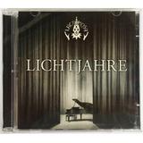 Cd Lacrimosa Lichtjahre Live Frete Grátis Duplo