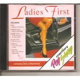 Cd Ladies First   Bonnie Tyler Jennifer Rush Joan Baez Basia