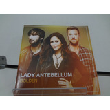 Cd Lady Antebellum   Golden  2013  Trekus Vintage