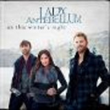 Cd Lady Antebellum   On This Winters Ni