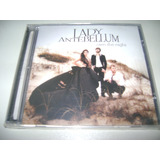 Cd Lady Antebellum Own The Night   Original